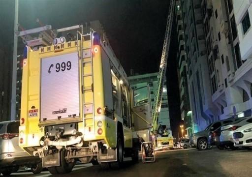 مدني أبوظبي: لا خسائر بشرية نتيجة حوادث الحريق خلال العيد