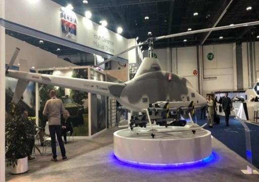 شركة إماراتية تعرض أنظمة رصد طائرات بدون طيار عبر الذبذبات الصوتية