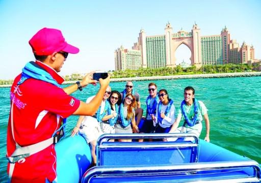 دبي المدينة الأكثر زيارة عالمياً في 2025