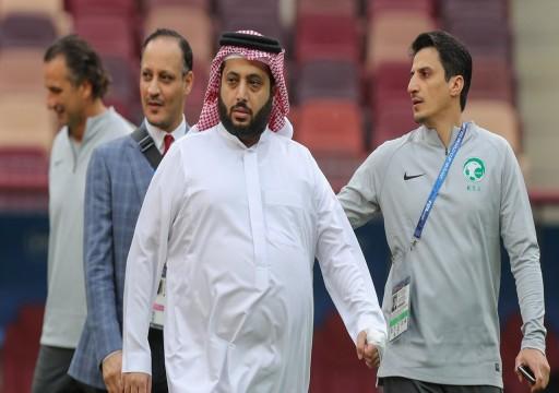 بعد الخصخصة.. تركي آل الشيخ جاهز لشراء أول ناد سعودي