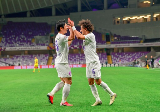 العين يتطلع لإيقاف تراجعه في دوري الأبطال أمام النصر السعودي الثلاثاء