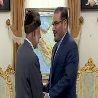 مسؤول إيراني في اجتماع مع وزير عماني يصف عاصفة الحزم بـالعدوان الإماراتي