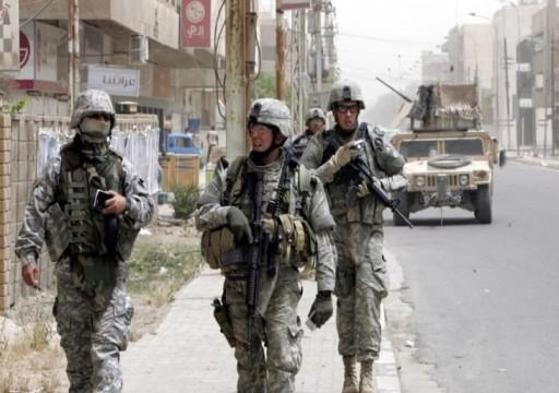 واشنطن: المحادثات مع بغداد لن تؤدي إلى طرد القوات الأمريكية من العراق