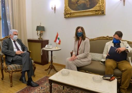 بعد قرار قضائي غير مسبوق.. حكومة لبنان وسفيرة واشنطن تطويان صفحة الأزمة