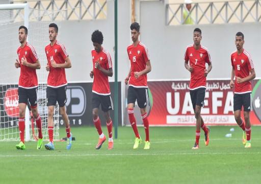 المنتخب الأولمبي يتصدر مجموعته ويتأهل لربع نهائي كأس آسيا