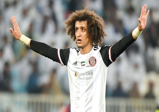 """النادي الأهلي السعودي يرد على تقارير مفاوضاته لضم """"عموري"""""""