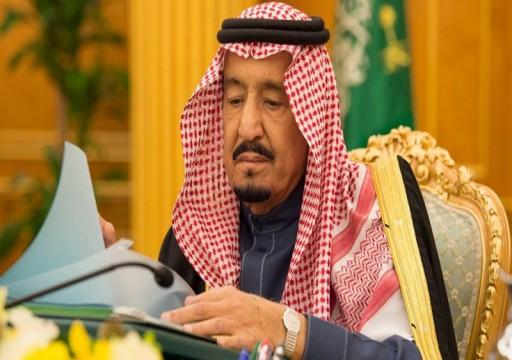 العاهل السعودي يدعو إلى اتخاذ إجراءات حاسمة لمكافحة تفشي كورونا