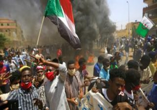 """مئات الآلاف يتظاهرون في السودان من أجل """"تصحيح مسار الثورة"""""""