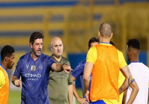 صحيفة: روي فيتوريا يقرر تجديد تعاقده مع نادي النصر السعودي لمدة موسمين