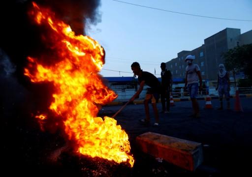 العراق.. ضحايا في تجدد الاحتجاجات على انقطاع الكهرباء وتردي الخدمات