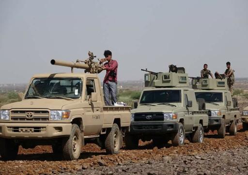 الجيش اليمني يعلن مقتل 35 حوثياً في مواجهات جنوبي البلاد