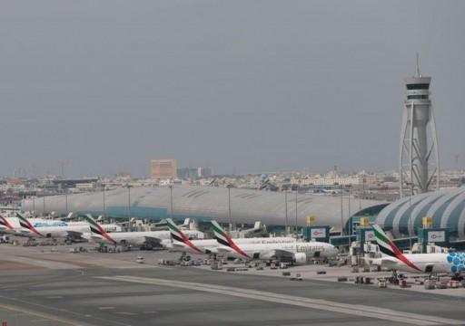 مطارات دبي: فحص الحرارة والكمامات الوضع الطبيعي الجديد للسفر الجوي