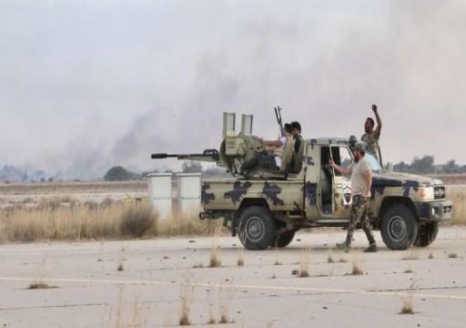 الجيش الليبي يعلن تحرير العاصمة طرابلس وتطهيرها من مليشيات حفتر