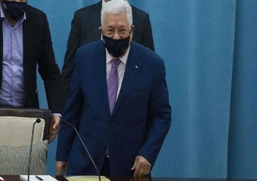 عباس يوجه الأجهزة الأمنية بوقف التنسيق مع الاحتلال الإسرائيلي