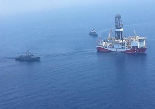 تركيا تعلن عن مناورات بحرية ضخمة قبالة 3 مناطق من السواحل الليبية