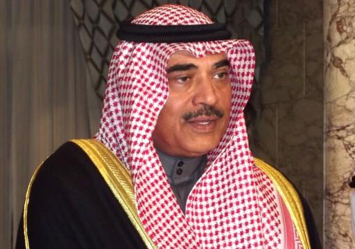رئيس وزراء الكويت: آمال حل الخلاف الخليجي أكبر مما كانت عليه