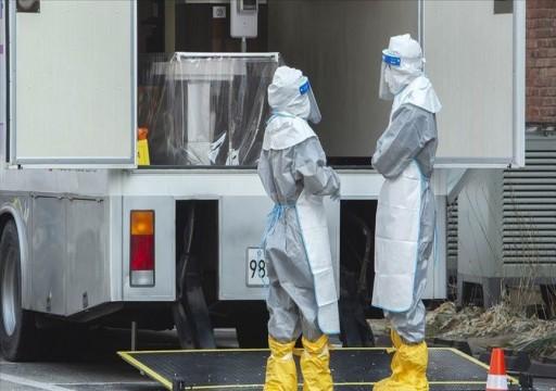 الولايات المتحدة.. 80 وفاة جديدة و7 آلاف إصابة بكورونا
