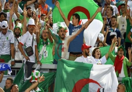 الجزائر تدشن جسر جوي من 10 طائرات إلى القاهرة لحضور مواجهة نيجيريا