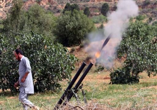 قوات حكومة الوفاق الليبية تعلن تدمير منظومة دفاع جوي روسية