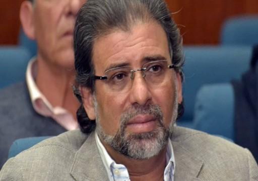 خلف الحبتور يتهم المخرج المصري خالد يوسف بالنصب