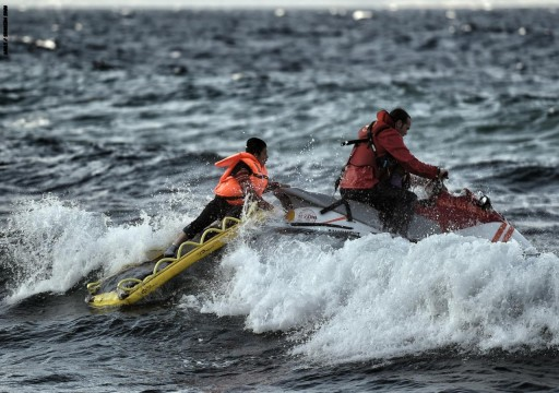 إنقاذ 23 مهاجرًا قبالة السواحل الليبية كانوا متجهين إلى أوروبا