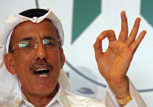 الحبتور يخالف صناع القرار ويدعو لحل الأزمة الخليجية