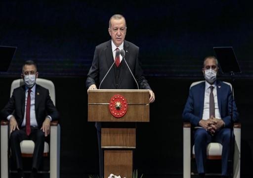 الرئيس التركي يقول إنه لن يسمح بأي عمل متهور في ليبيا