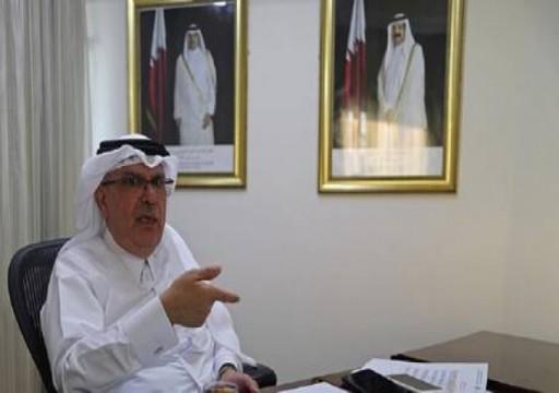 قطر تعلن استمرار معونتها لغزة وتسلم 22 مركبة للدفاع المدني