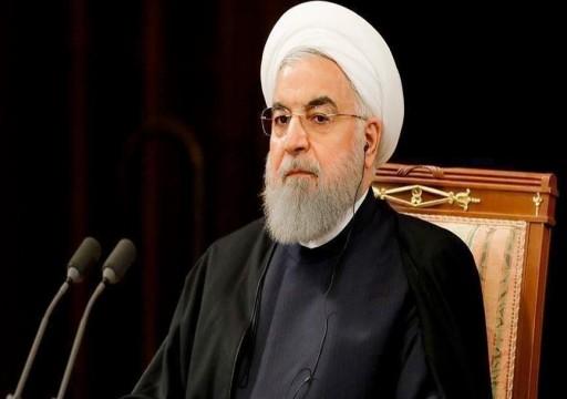روحاني يحذر: الممرات المائية الدولية لن تكون آمنة مثل السابق