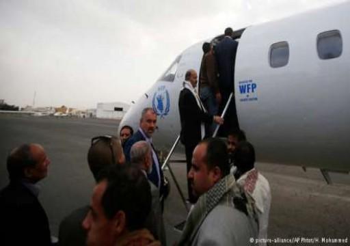 الحوثيون يُجبرون طائرة مسؤول أممي على مغادرة صنعاء