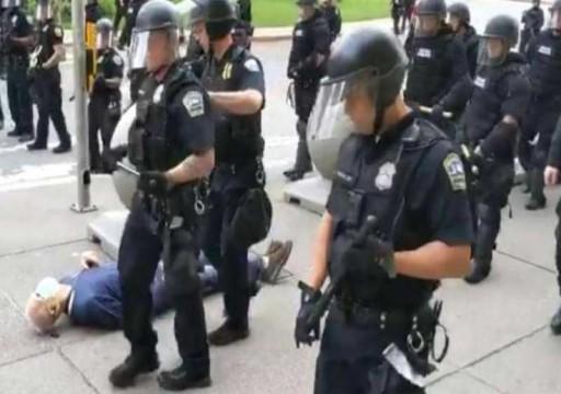 """مجلس """"النواب الأمريكي"""" يمرر مشروع قانون """"إصلاح الشرطة"""""""