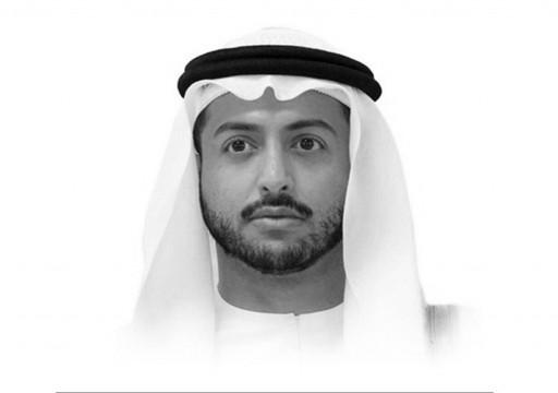 ديوان حاكم الشارقة ينعى الشيخ خالد بن سلطان بن محمد القاسمي