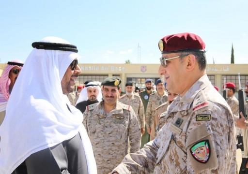 وزير الدفاع الكويتي يصل السعودية لتفقد قوات بلاده في الحد الجنوبي