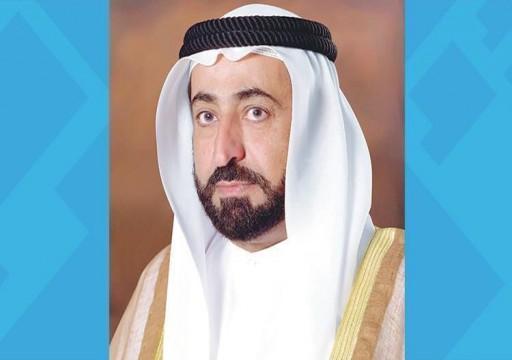ديوان حاكم الشارقة ينعى الشيخ أحمد بن خالد بن محمد القاسمي