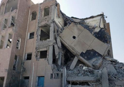 المبعوث الأممي لليمن: قصف التحالف سجن ذمار مأساة