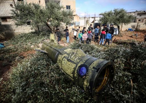8  قتلى بينهم 4 أطفال في قصف لنظام الأسد بإدلب