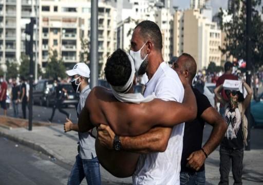 لبنان... مقتل مجند وإصابة أكثر من 70 عنصر أمني خلال اشتباكات في بيروت