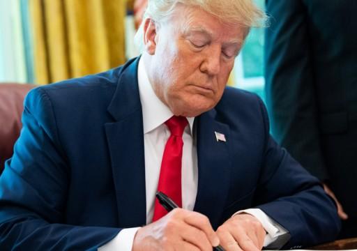 ترامب يعلق منح البطاقات الخضراء وتأشيرات العمل حتى نهاية العام