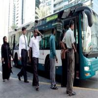 الإعلان عن مواعيد حافلات النقل العام خلال عطلة العيد