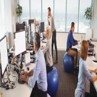 باحثون: التمرين الخفيف يشحذ العقل في العمل