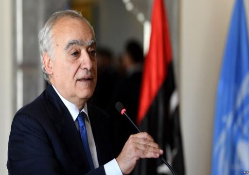المبعوث الأممي: الأطراف الليبية المتصارعة مستعدان للتفاوض في جنيف