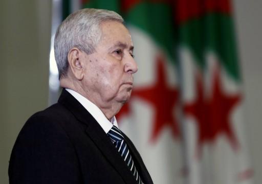 عبد القادر بن صالح: سأبقى في منصبي حتى انتخاب رئيس جديد للجزائر