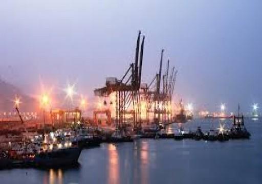 تأهيل ميناء الفجيرة لمناولة 500 ألف حاوية إضافية سنوياً