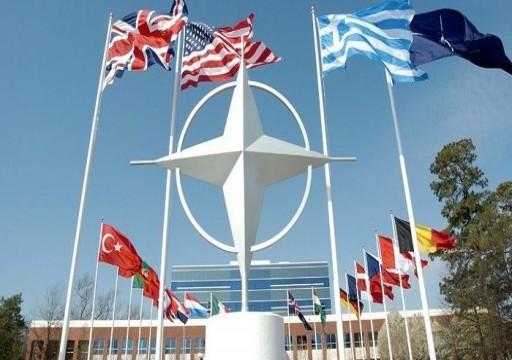 الناتو يدعو إلى التهدئة في منطقة الخليج