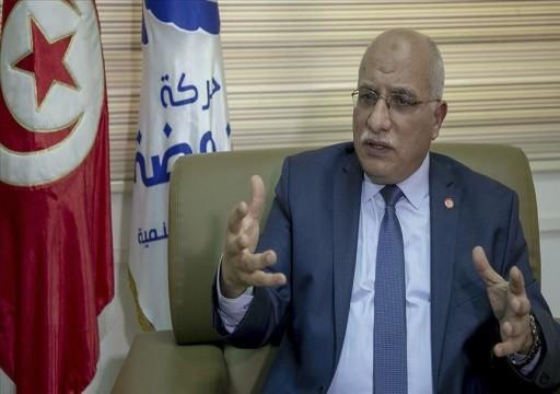 النهضة: نعمل على تجنيب تونس الذهاب لانتخابات مبكرة
