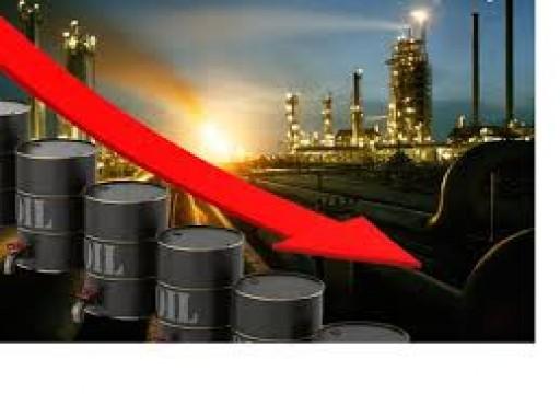 أسعار النفط تسجل أكبر تراجع منذ فبراير 2015