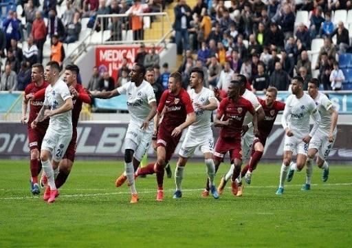 إيقاف الدوري التركي أخيرا بعد شكاوى اللاعبين