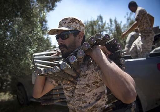 الوفاق الليبية: دفاعاتنا أسقطت 3 طائرات مسيرة منذ أغسطس