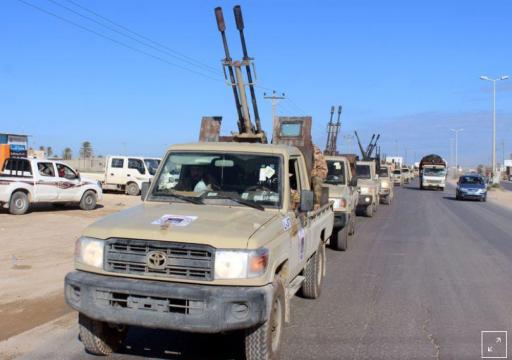 حكومة الوفاق الليبية تقول إنها ستواصل القتال بعد إعلان حفتر عن هدنة