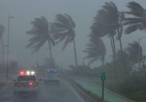 مصرع 4 وإصابة آخرين جراء إعصار وعواصف اجتاحت عدة ولايات أمريكية
